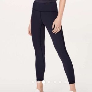 lululemon athletica Pants & Jumpsuits - Lululemon Leggings with Lace detail